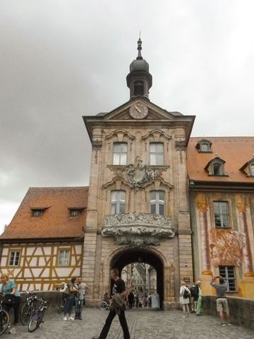 Rathaus in Bamberg